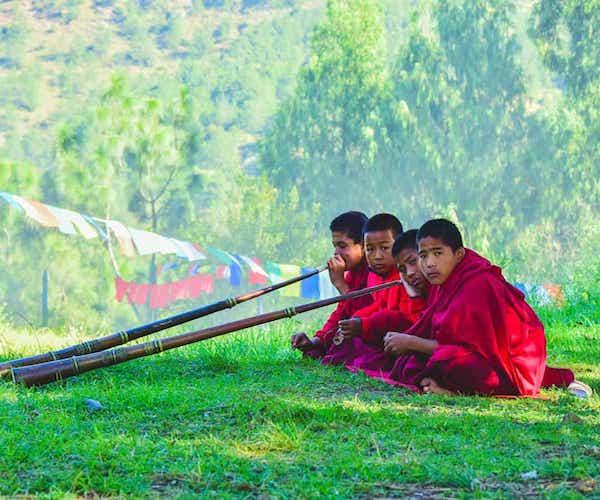 bhutan buddists