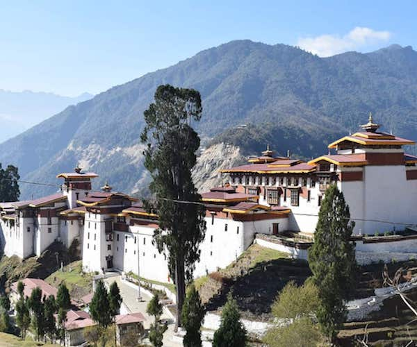 fortress bhutan