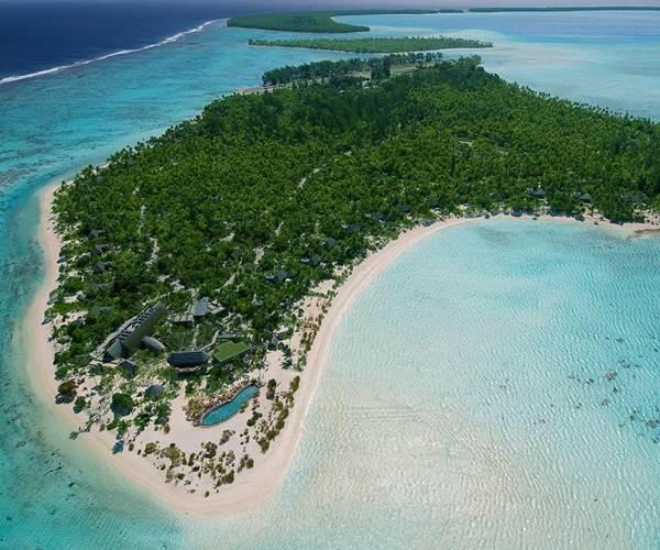 The Brando,Tahiti