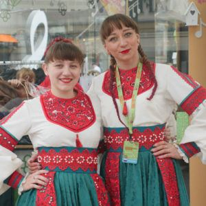 Moscow's open air a cappella festival - part of Moscow Seasons