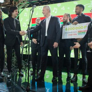 Moscow's a cappella festival gala concert - part of Moscow Seasons
