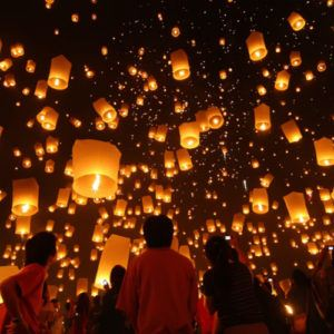 5 must-see festivals in Thailand
