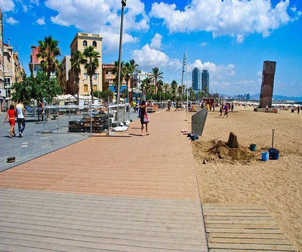 Barceloneta Robert Brands on Flickr