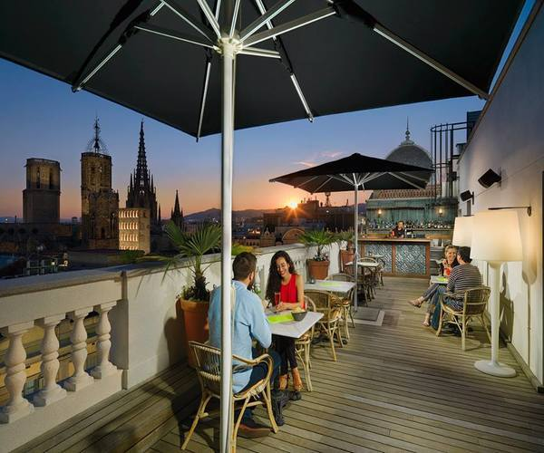 H10 Sunset Lounge