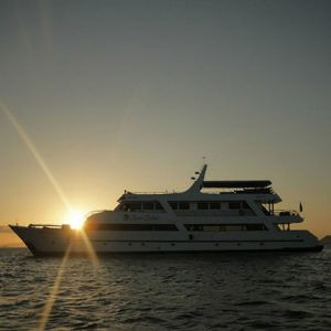 7 reasons for choosing a small yacht to cruise the Galapagos