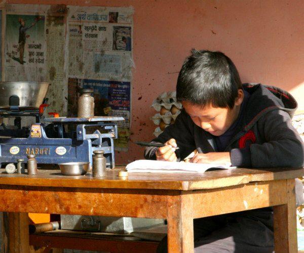 Bhutanese student Boundless Journeys