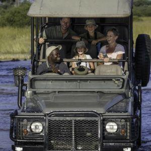Top 5 child-friendly safari properties in Botswana