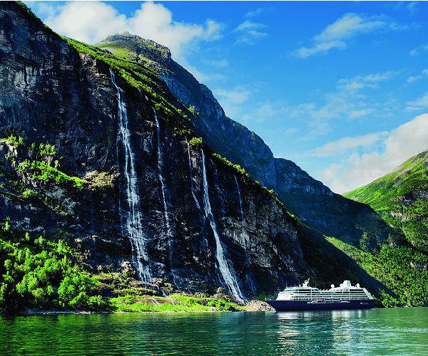 Azamara Club Cruises in Norway