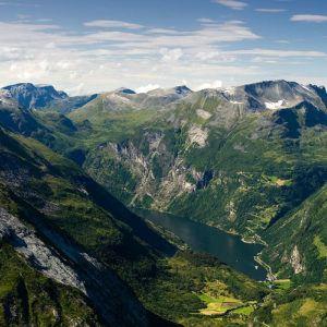 Top 7 fjords of Norway
