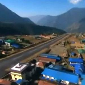 Travel video of the week: The world's most dangerous airport