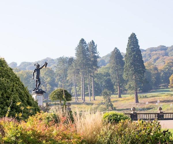 Perseus Trentham Gardens