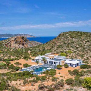 Top 5 luxury villas in Ibiza