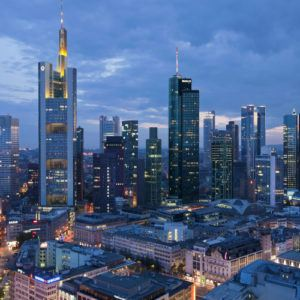 Short stay: Jumeirah Hotel, Frankfurt