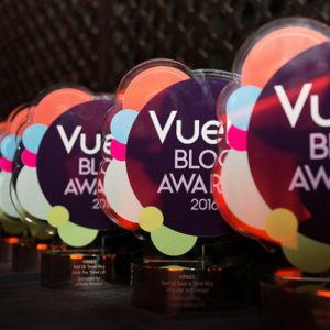 Vuelio Blog Awards 2018
