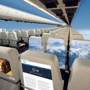 Travel video of the week: Windowless aircraft