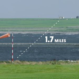 Travel video of the week: The world's shortest commercial flight (just 80 seconds!)