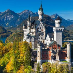 The world's most beautiful castles
