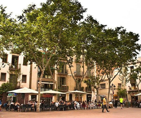 Plaza Vila de Gracia