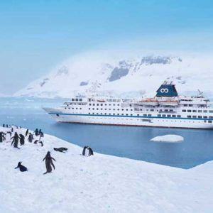 Top 5 cruises for an unforgettable luxury holiday in Antarctica
