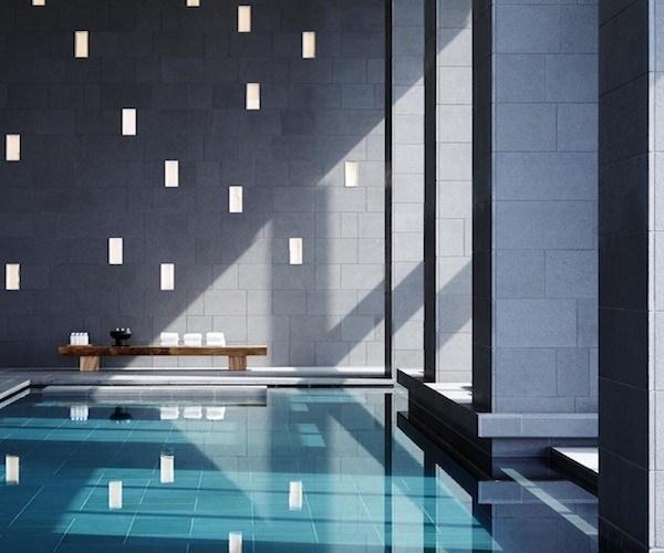 Aman Tokyo - Swimming Pool