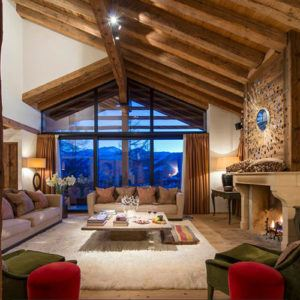 5 of the world's most luxurious ski chalets