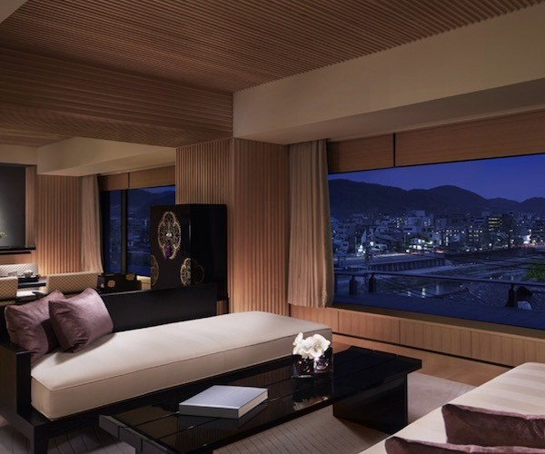 Ritz Carlton, Kyoto