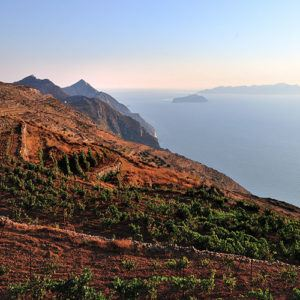 The 'off-the-grid' islands of the Cyclades