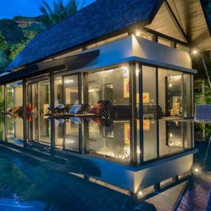 Inspiring Villas for luxury holidays in Thailand's Koh Samui and Phuket