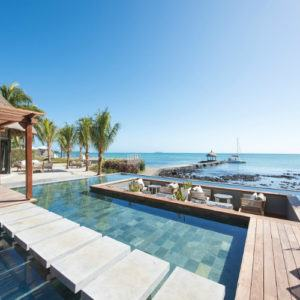 6 luxury hotels in Mauritius