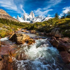 How to combine glaciers and luxury hotels in Patagonia