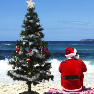 Christmas in Australia – not all barbies, beer and beaches