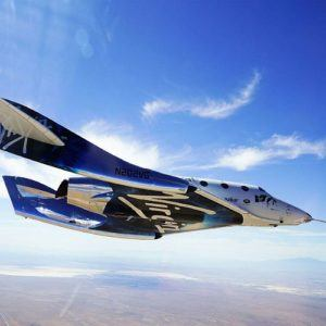 Travel video of the week: Virgin Galactic tourism spaceship