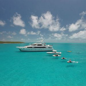 3 terrific superyachts for yacht charter in the Caribbean