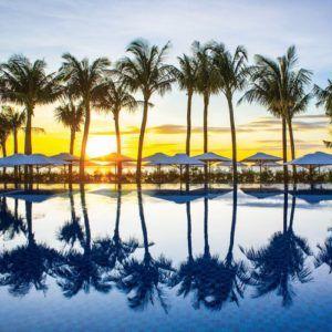 Luxury resorts and vegan food in Phu Quoc