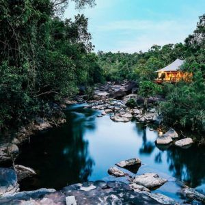 Luxury tented camp opens deep in Cambodian jungle