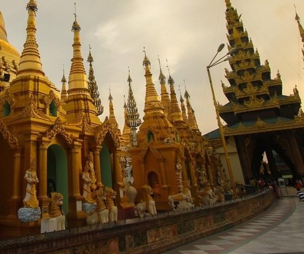 Yangon Shwedagon Pagoda