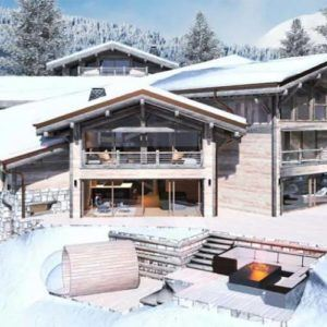 Top 5 hot tubs in the Alps
