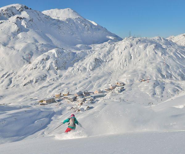 The Vast Arlberg