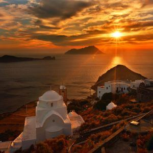 The romantic side of Greece
