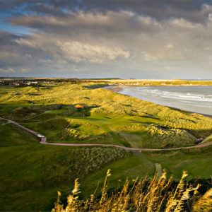 Top 5 courses for a luxury ladies' golf trip in Scotland
