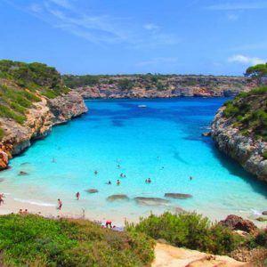 Top 6 beaches in Mallorca
