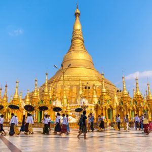 All that glitters is gold: some of the world's most spectacular gold landmarks