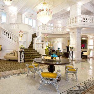Short stay: St. Ermin's Hotel, Westminster, London, UK