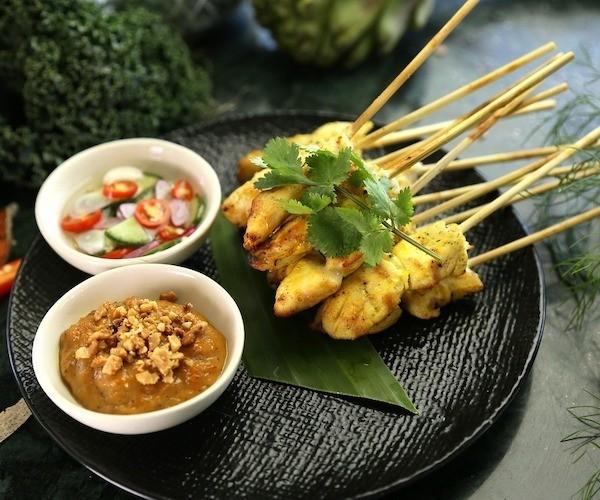 Moo Satay