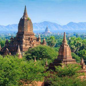 Discovering Bagan, Mayanmar