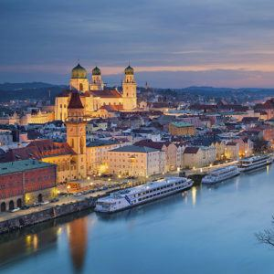 Top 5 ports to visit on the Danube