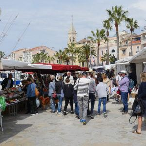 The most beautiful market in France