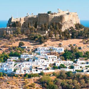 5 car-free aka care-free Greek destinations