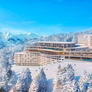 Top 5 family ski hotels