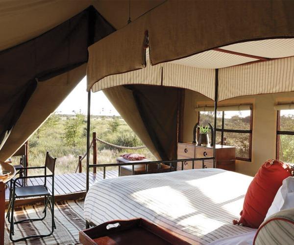 Wild Luxury at Camp Kalahari, Botswana